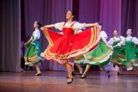 Сольный концерт Заслуженного коллектива народного творчества «Театр-студия танца «Жарки»