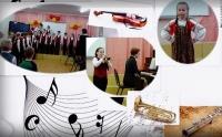 Благотворительный концерт ОДШИ №3