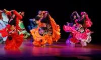 Сольный концерт школы восточного танца «САМИРА»