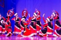 Открытый урок Образцового коллектива народного творчества «Ансамбля танца «ОГОНЬКИ»